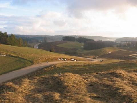 Bagdanonių panorama