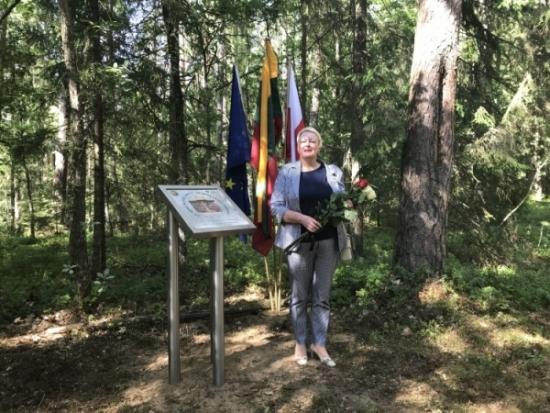 Trakų savivaldybės mero pavaduotoja, laikinai einanti mero pareigas Marija Puč