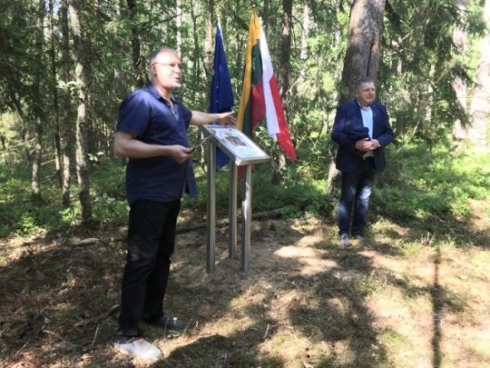 """UAB """"Metalo forma"""" direktorius Antanas Vaičekauskas"""