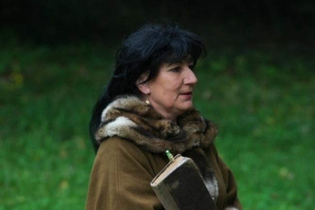 Renginio vedėja vyr. kultūrologė Rita Balsevičiūtė